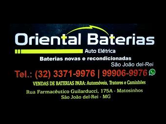 Oriental Baterias