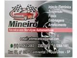 Mineiro Técnico em Serviços Automotivos