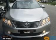 TOYOTA CAMRY XLE 3.5 V6 24V AUT. Gasolina 2013/2013