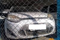 FORD FIESTA SEDAN SE 1.6 8V FLEX 2012/2012