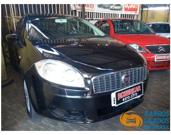 FIAT LINEA ABSOLUTE 1.8 16V DUALOGIC 2010/2010
