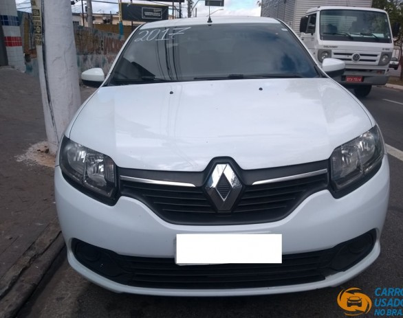 RENAULT LOGAN EXPRESSION 1.6 8V FLEX 2017/2017